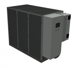 Water Cooled Propan Chiller WWC1S